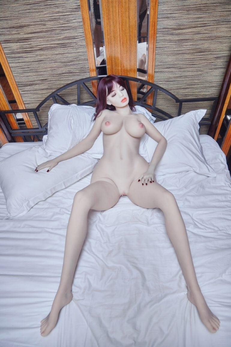 Irontech Doll 170 cm D-Cup élethű szexbaba