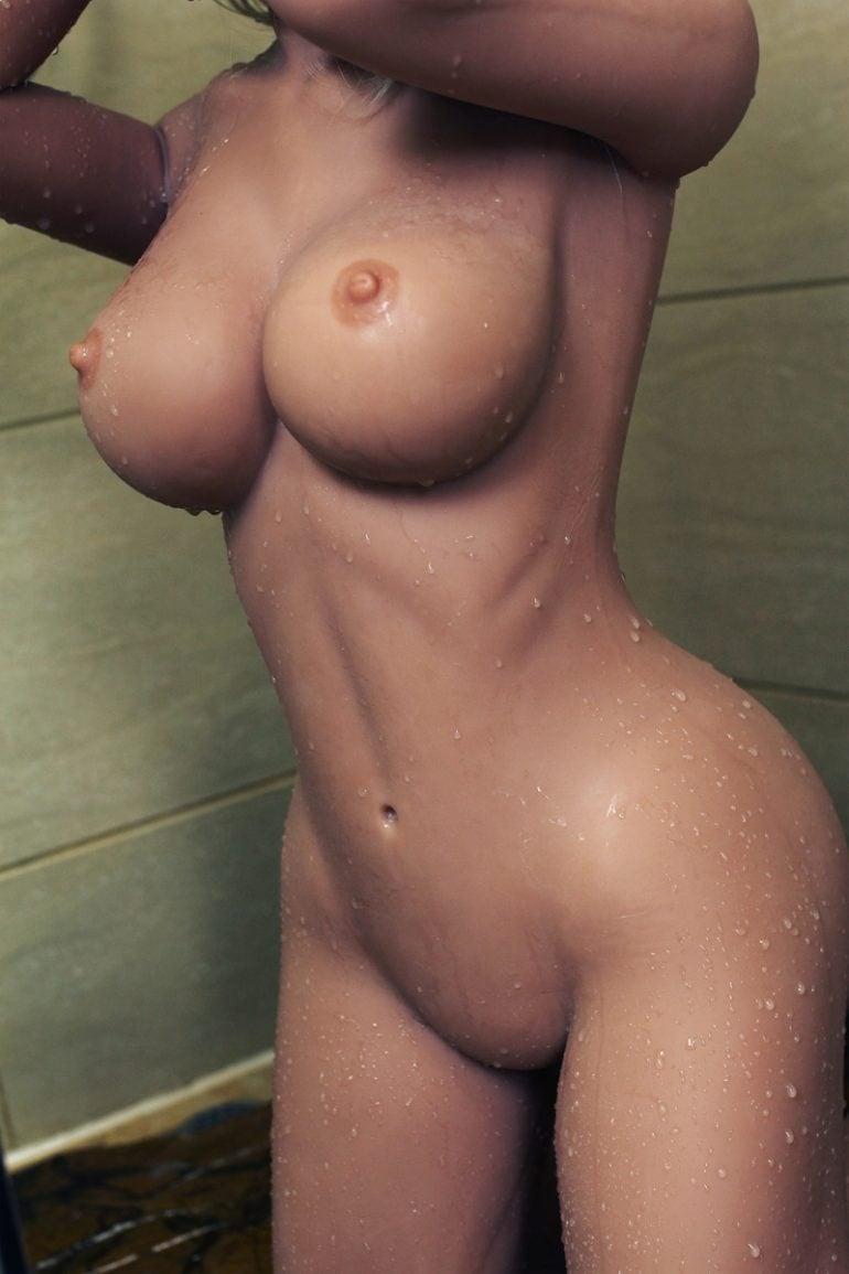 JY Doll 140 cm A-Cup 3 élethű szexbaba