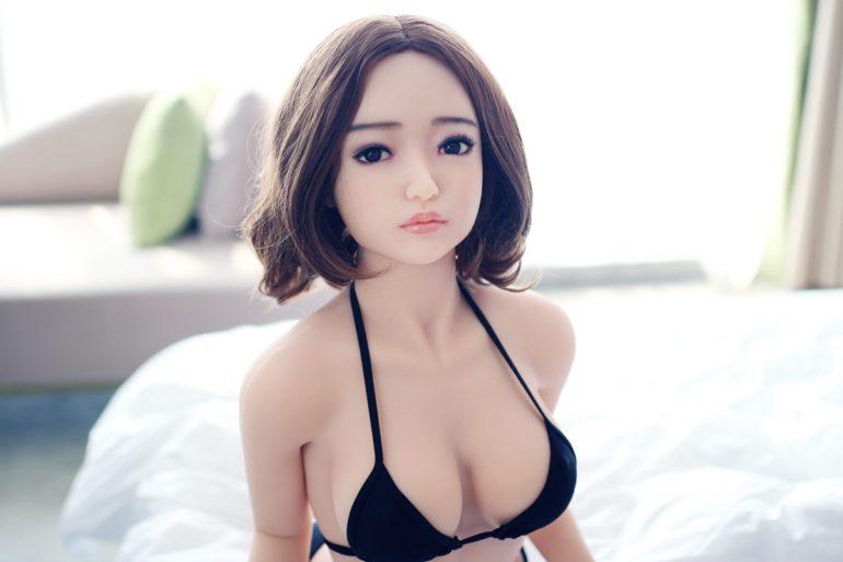 JY Doll DEMO 140 cm A-Cup élethű szexbaba