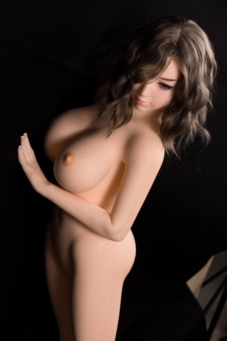 JY Doll 140 cm D-Cup élethű szexbaba