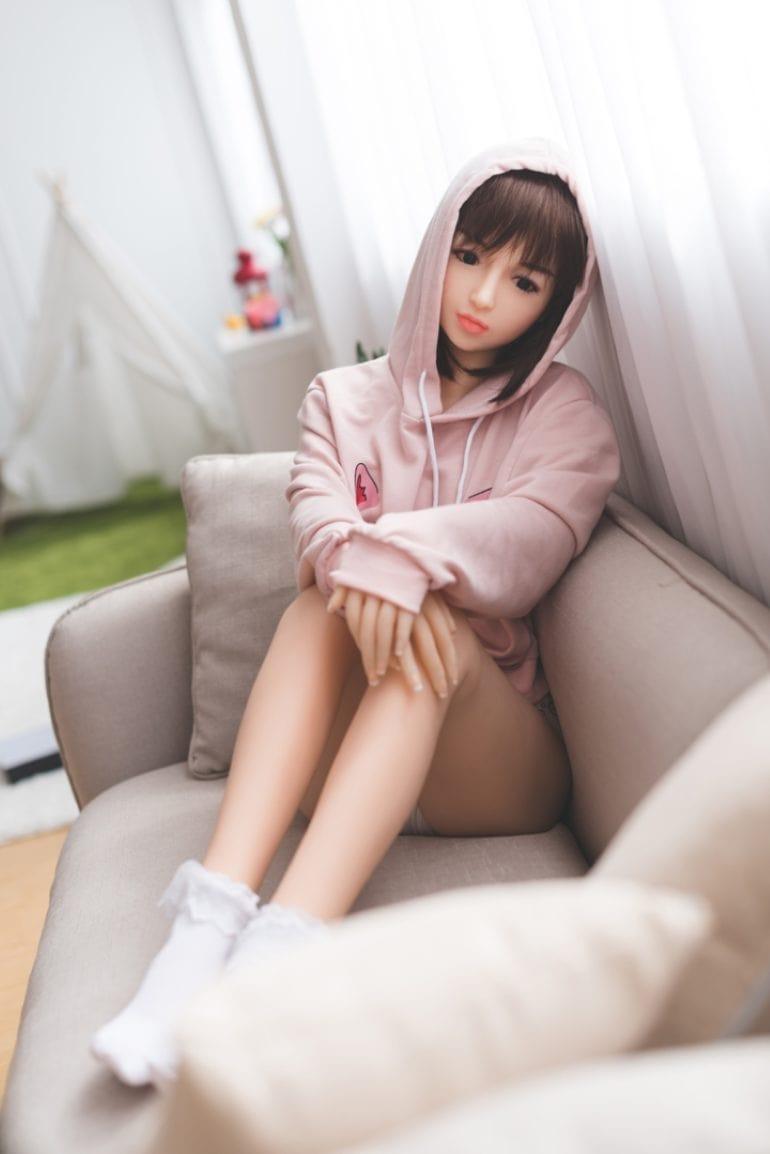 JY Doll 148 cm A-Cup élethű szexbaba