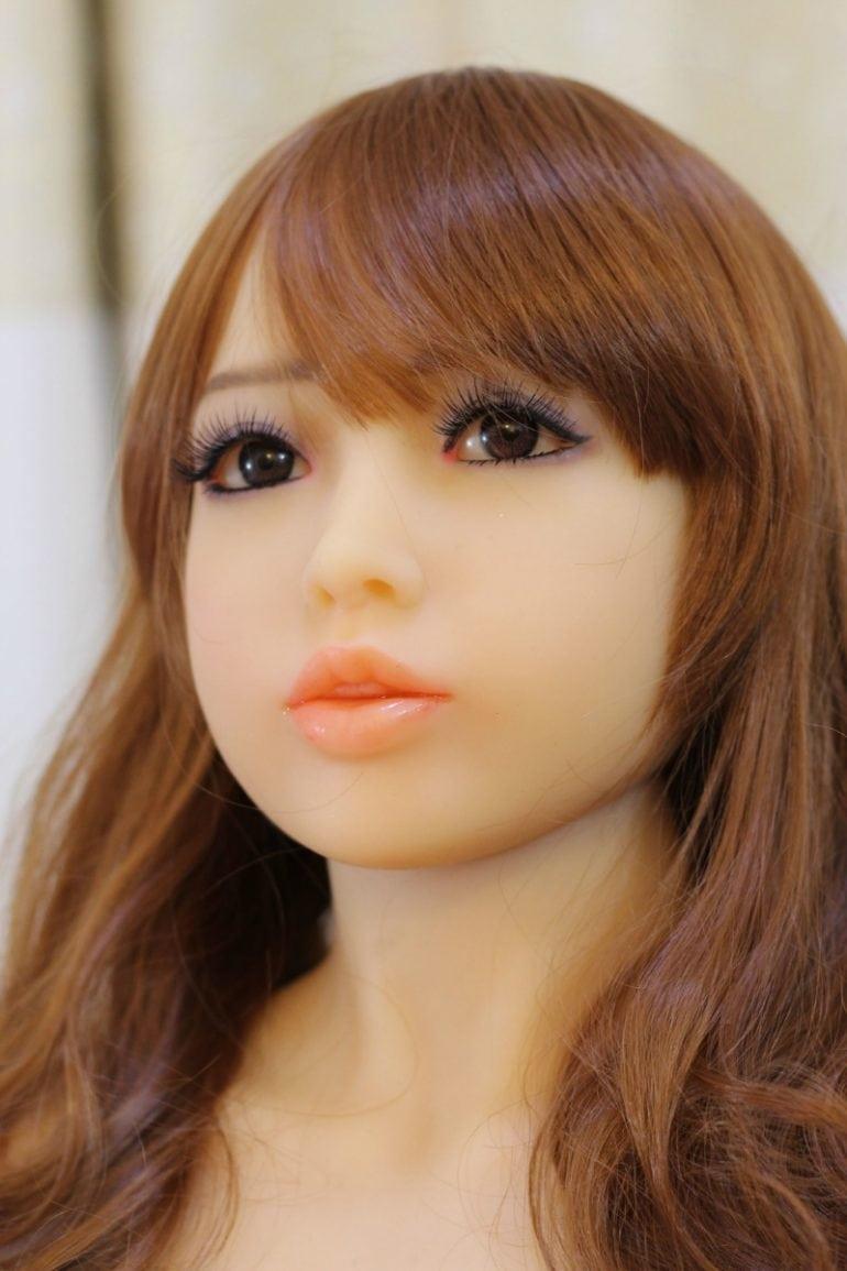 JY Doll 148 cm F-Cup 2 élethű szexbaba