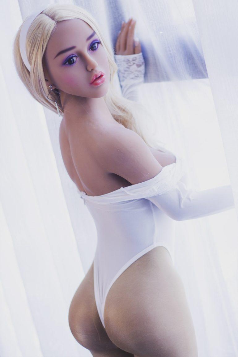 JY Doll 148 cm F-Cup 5 élethű szexbaba
