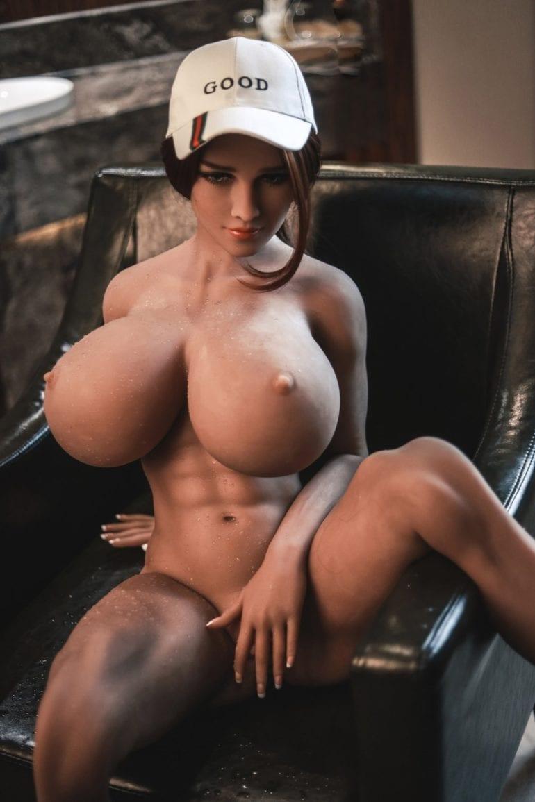 JY Doll 150 cm H-Cup 2 élethű szexbaba