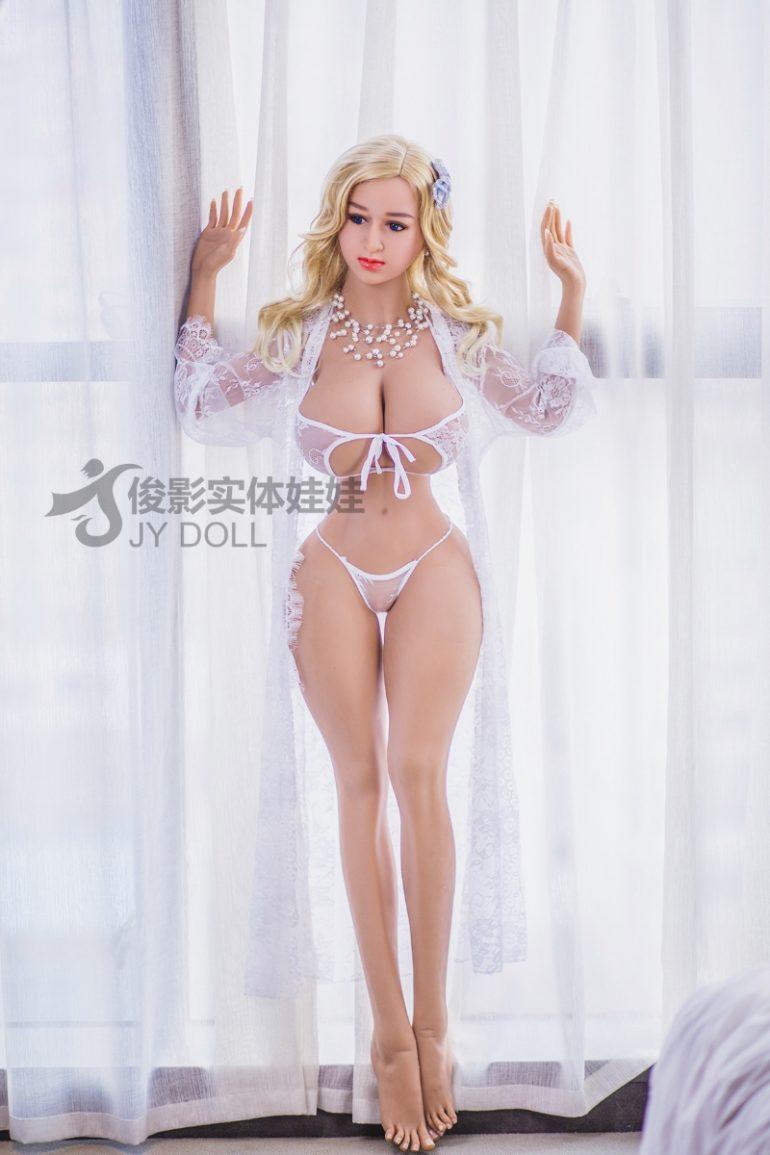 JY Doll 153 cm H-Cup 5 élethű szexbaba