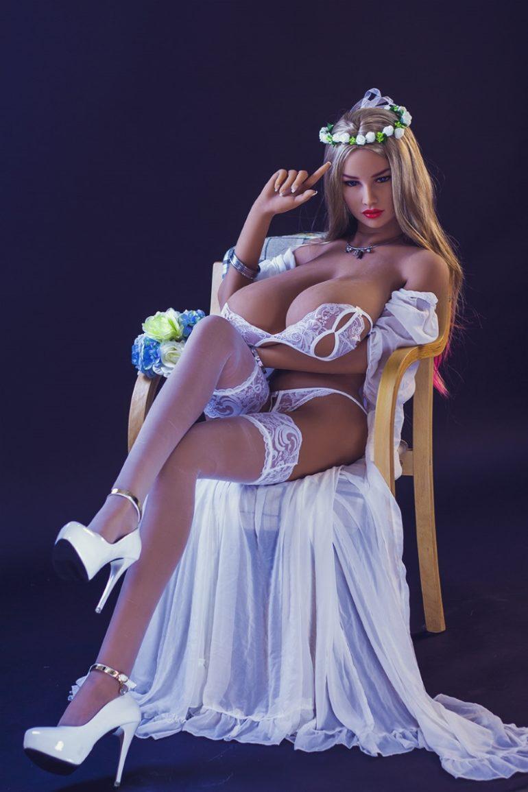 JY Doll 156 cm H-Cup élethű szexbaba