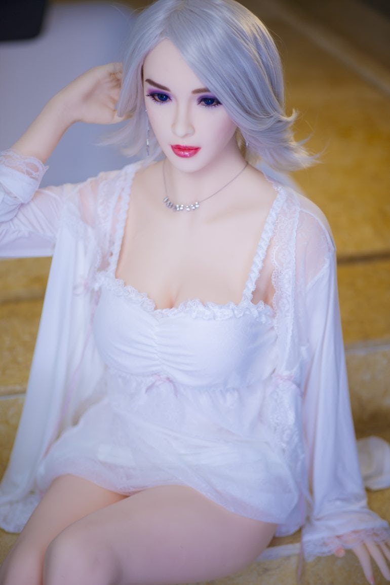 JY Doll 158 cm B-Cup élethű szexbaba