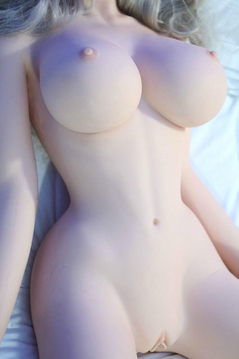 JY Doll 158 cm H-Cup 7 élethű szexbaba