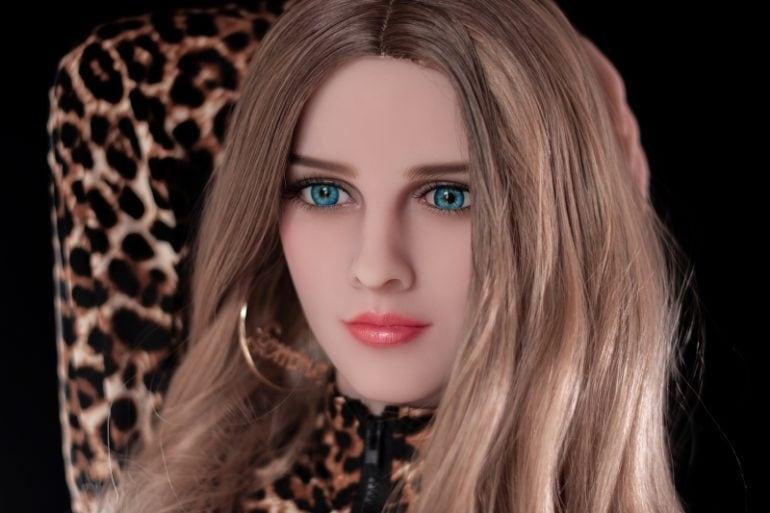 JY Doll 158 cm H-Cup élethű szexbaba