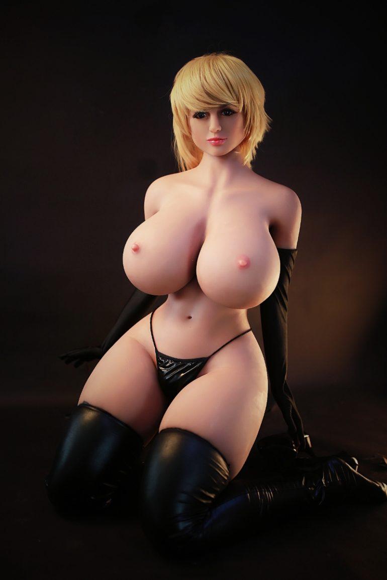 JY Doll 159 cm H-Cup 2 élethű szexbaba