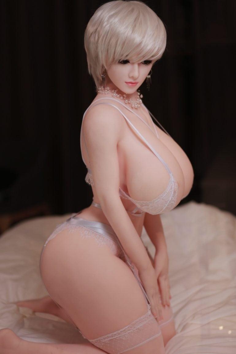 JY Doll 159 cm H-Cup 4 élethű szexbaba