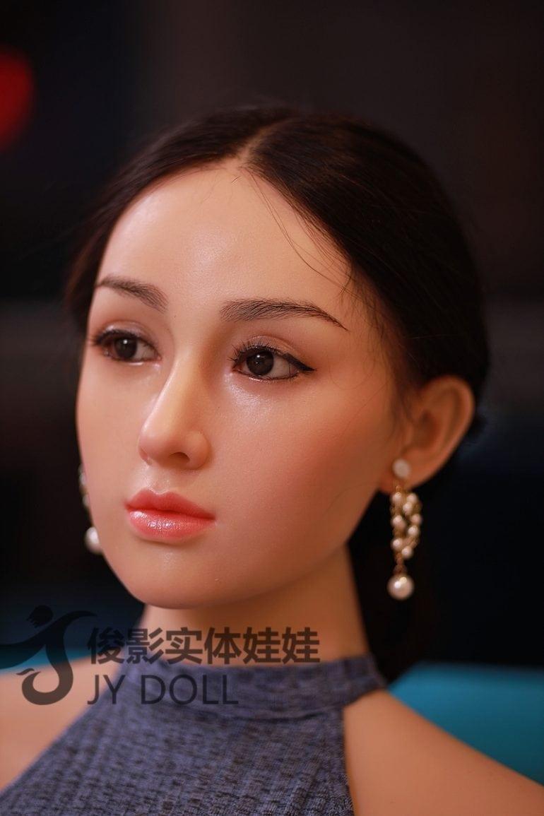 JY Doll 159 cm H-Cup 5 élethű szexbaba