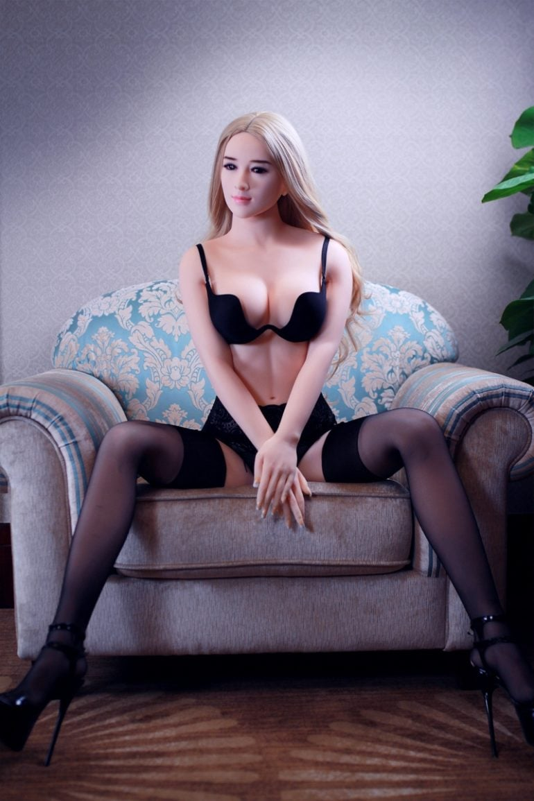 JY Doll 160 cm C-Cup 5 élethű szexbaba
