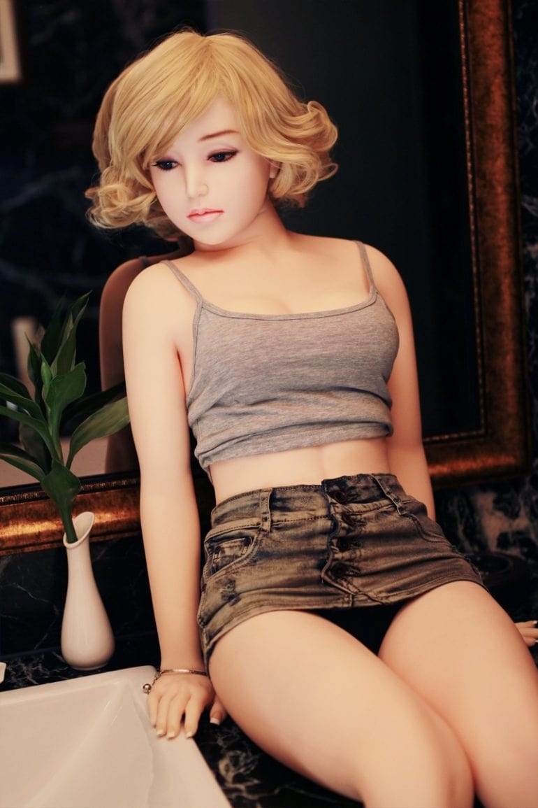JY Doll 160 cm C-Cup élethű szexbaba