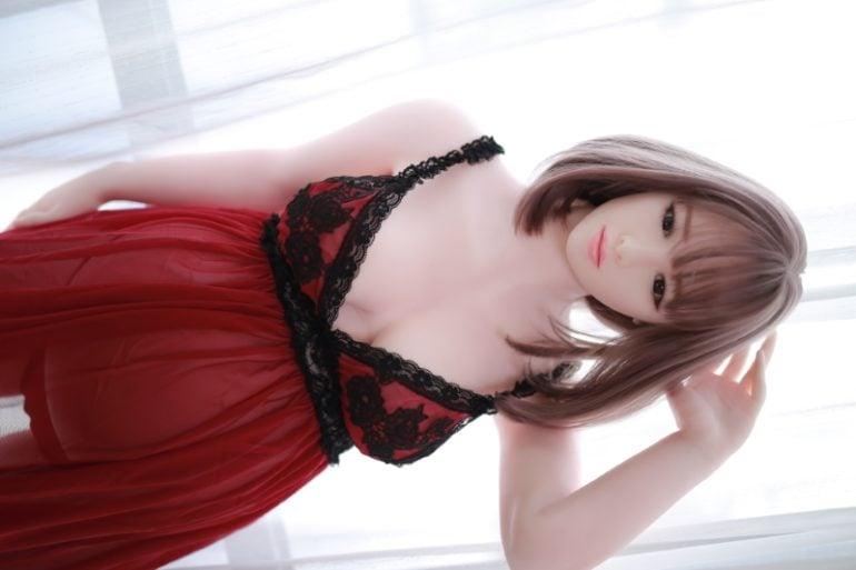 JY Doll 160 cm D-Cup 2 élethű szexbaba