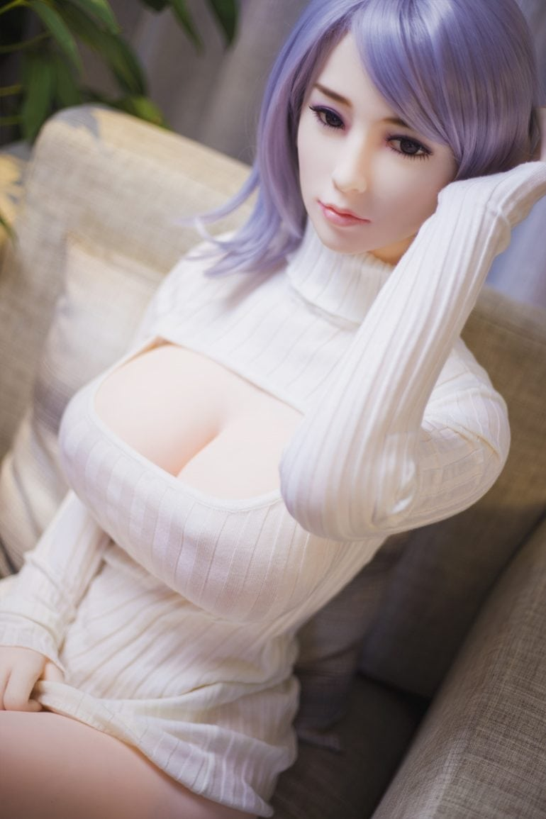 JY Doll 160 cm H-Cup élethű szexbaba