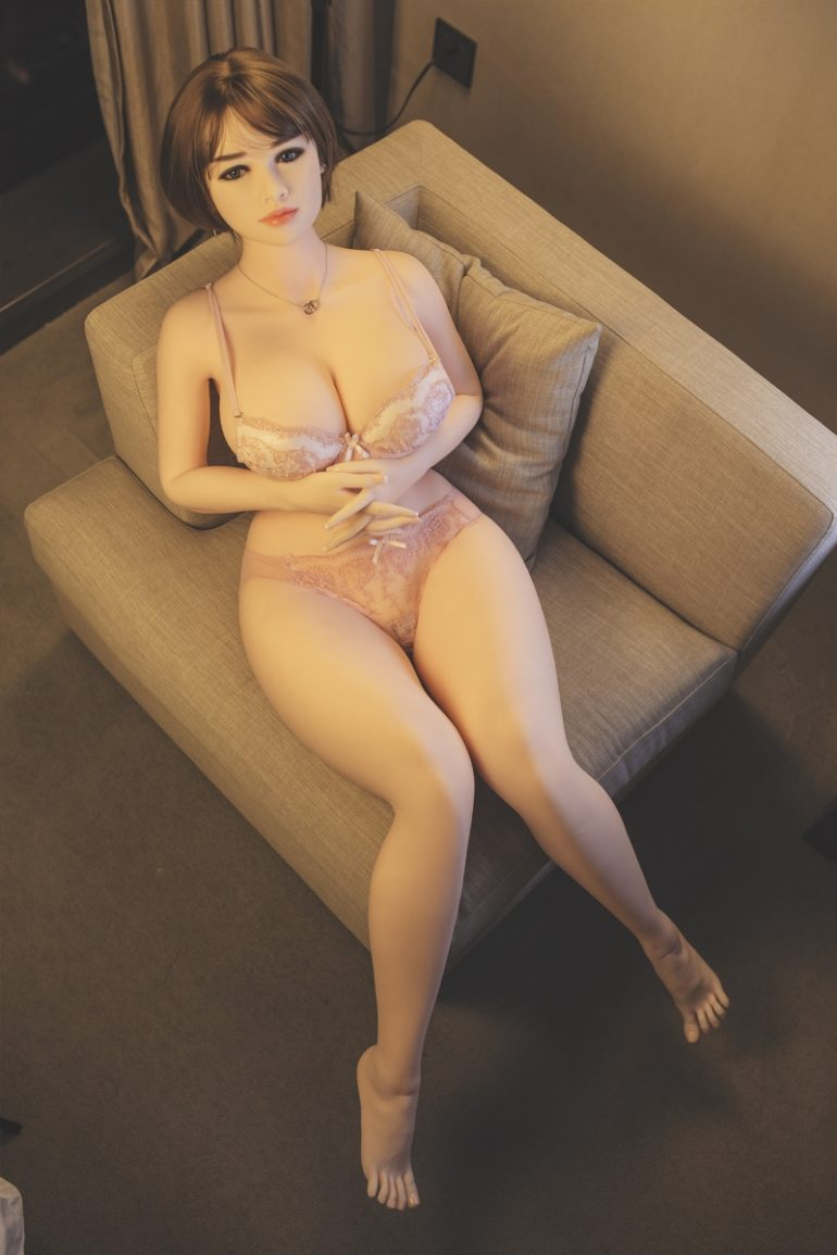 JY Doll 162 cm H-Cup 2 élethű szexbaba