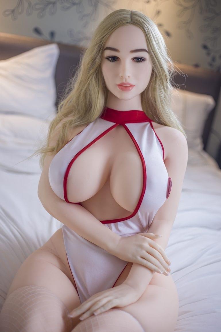 JY Doll 162 cm H-Cup élethű szexbaba