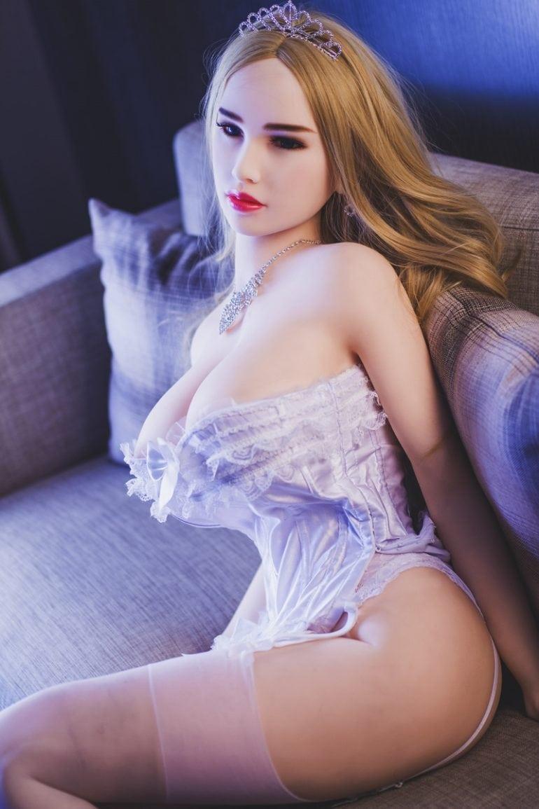 JY Doll 163 cm H-Cup 3 élethű szexbaba
