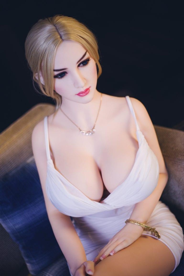 JY Doll 163 cm H-Cup 4 élethű szexbaba