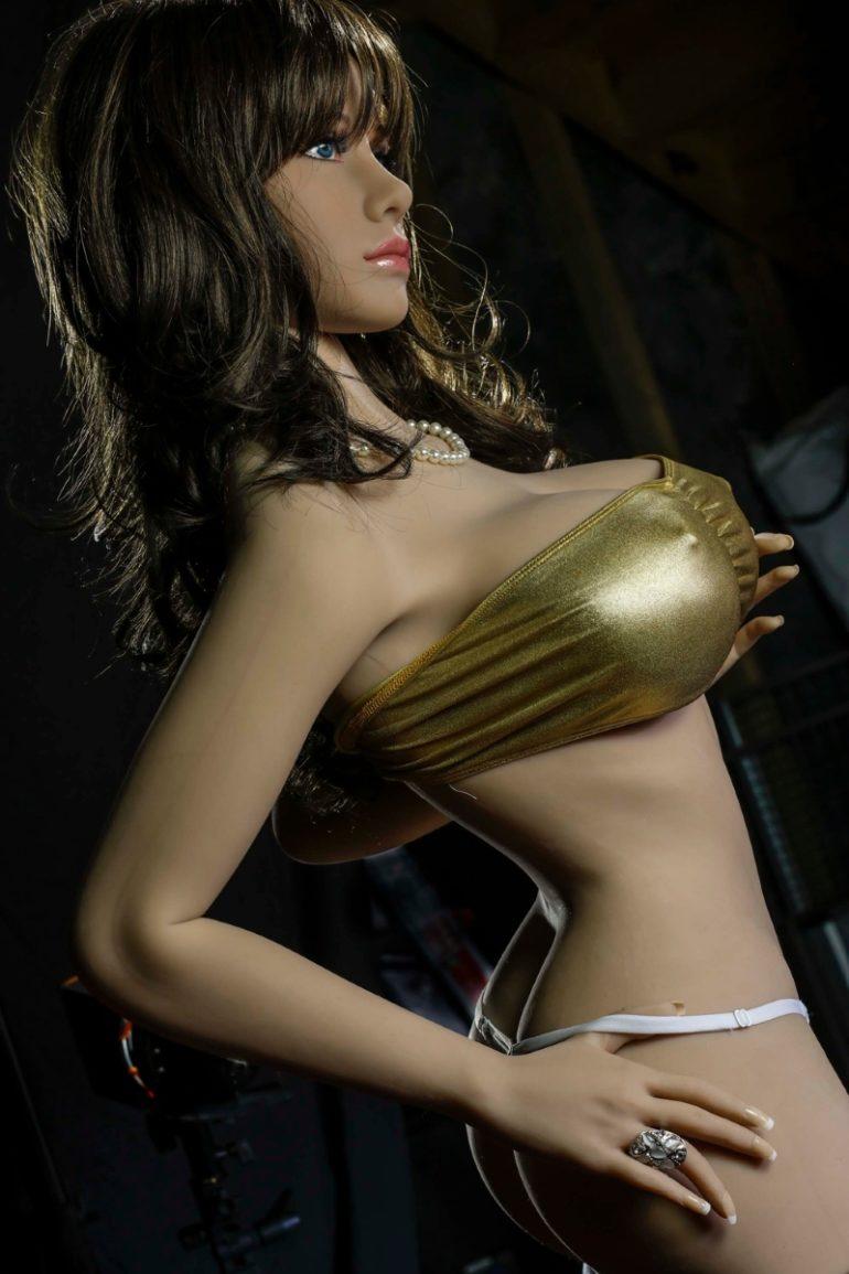 JY Doll 165 cm H-Cup 12 élethű szexbaba
