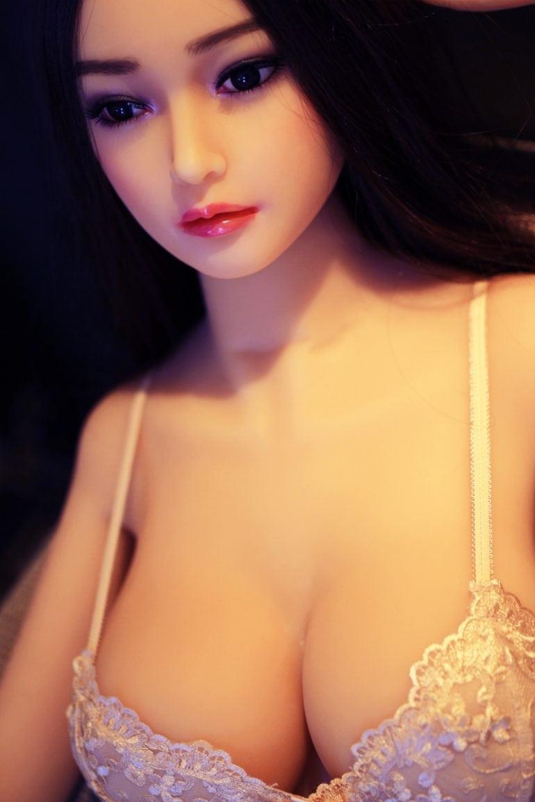 JY Doll 165 cm H-Cup 17 élethű szexbaba