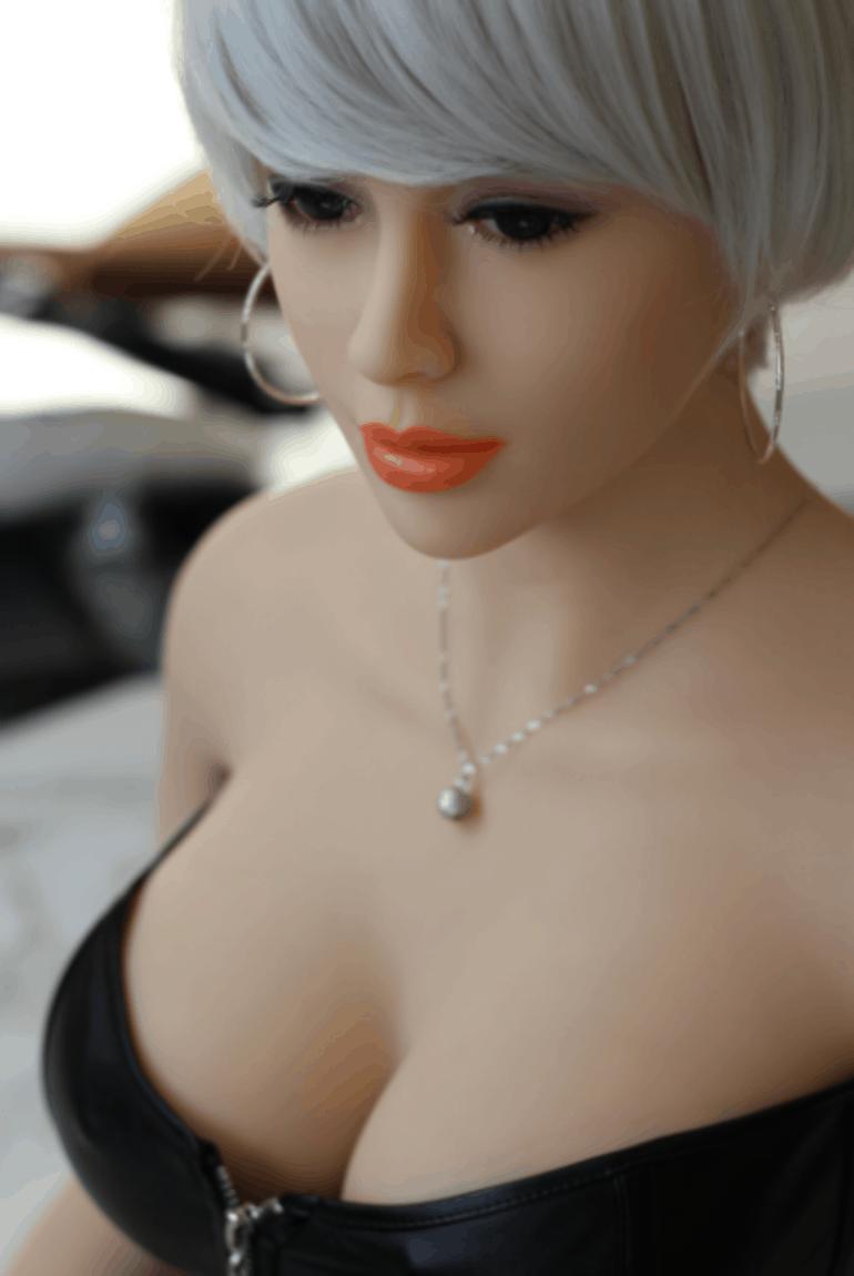 JY Doll 165 cm H-Cup 2 élethű szexbaba