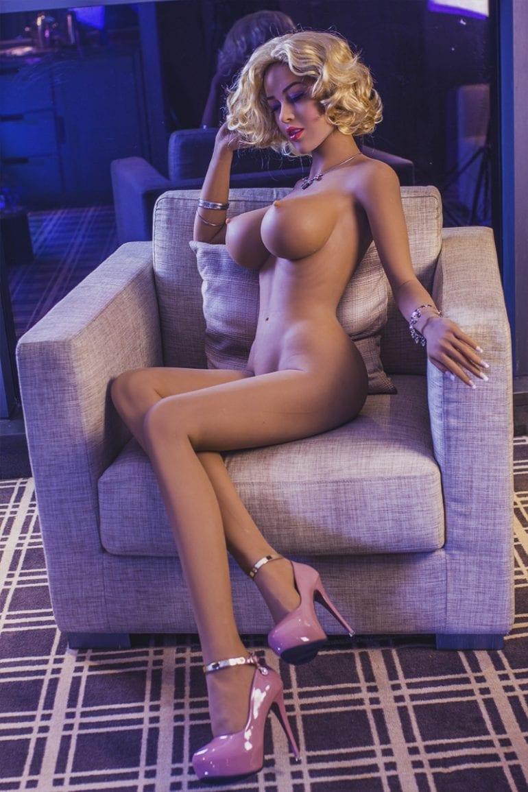 JY Doll 165 cm H-Cup 21 élethű szexbaba