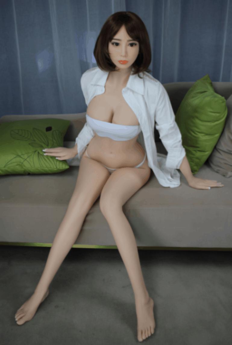 JY Doll 165 cm H-Cup 3 élethű szexbaba