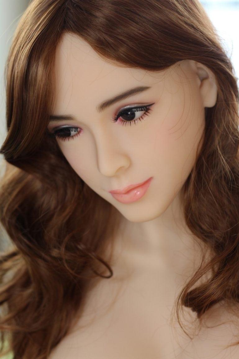 JY Doll 165 cm H-Cup 6 élethű szexbaba