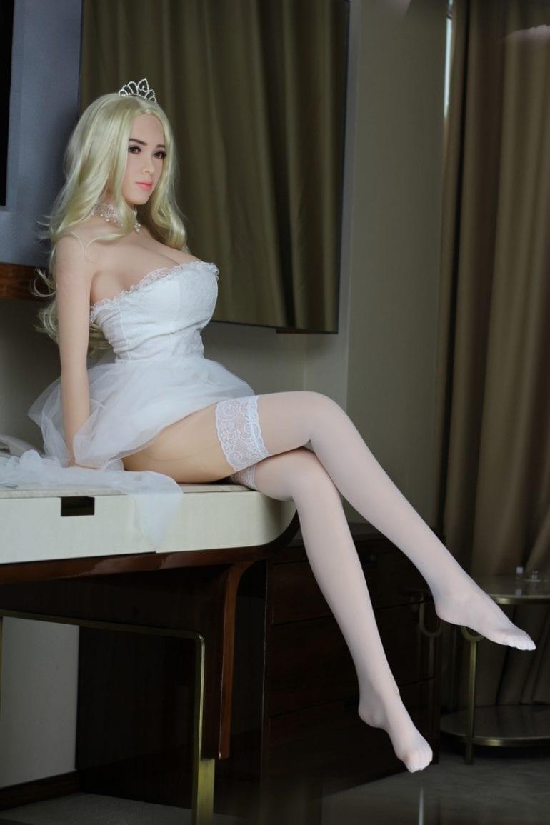 JY Doll 165 cm H-Cup 7 élethű szexbaba