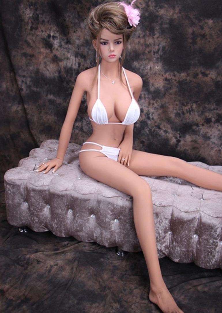 JY Doll 165 cm H-Cup 9 élethű szexbaba