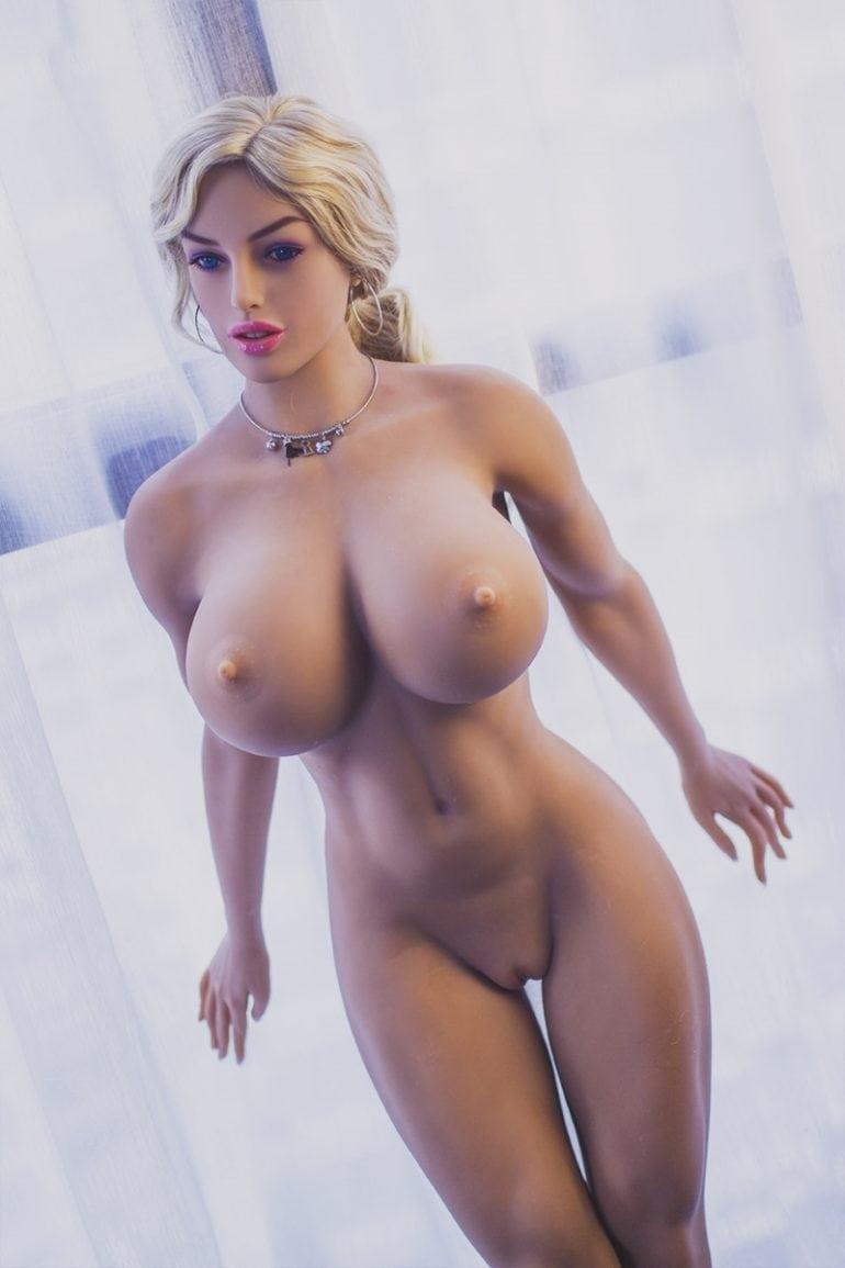 JY Doll 166 cm H-Cup 2 élethű szexbaba