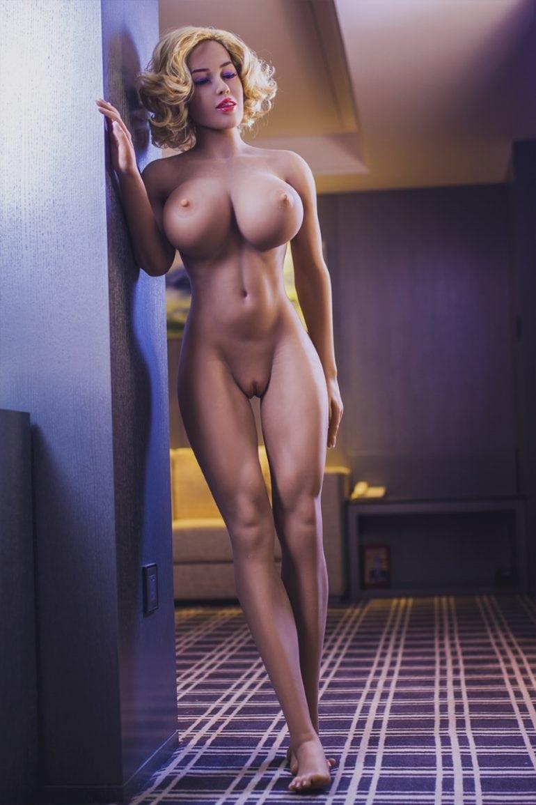 JY Doll 166 cm H-Cup 3 élethű szexbaba