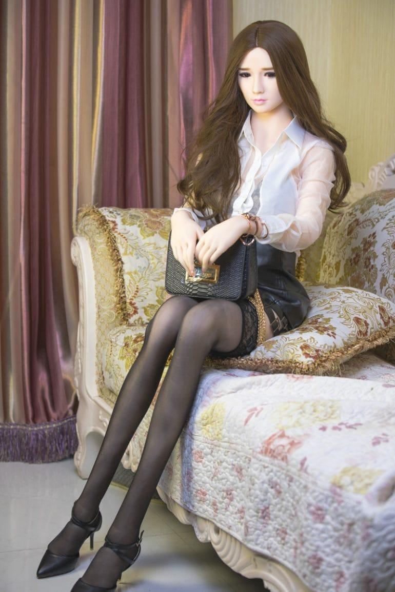 JY Doll 168 cm E-Cup 2 élethű szexbaba