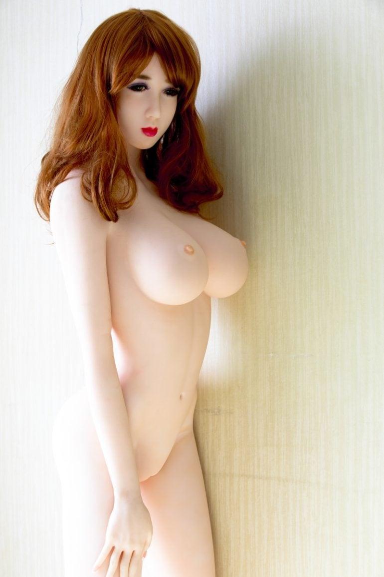 JY Doll 168 cm E-Cup élethű szexbaba