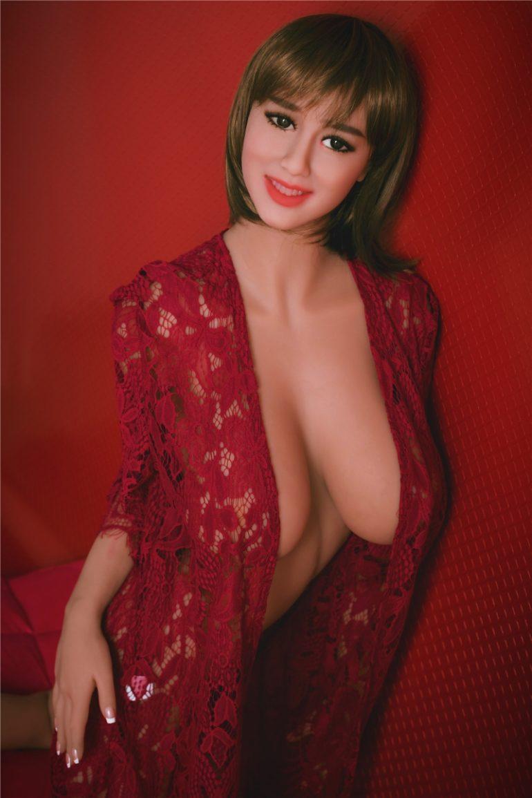 JY Doll 168 cm H-Cup 3 élethű szexbaba