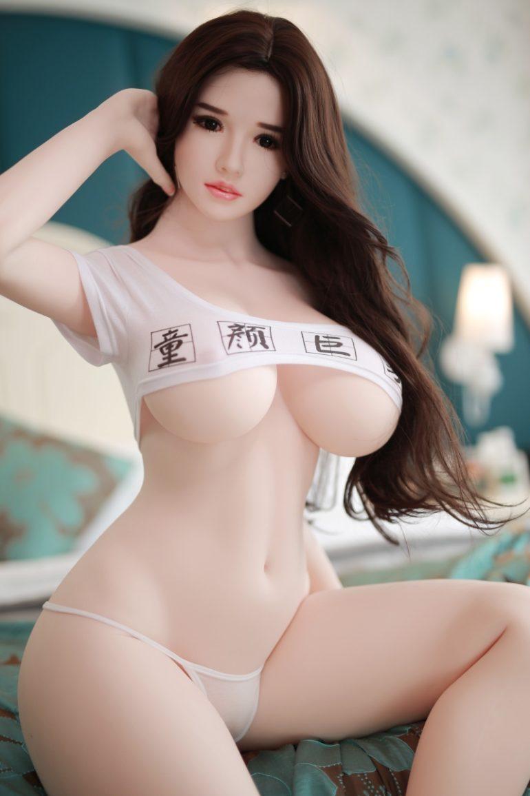 JY Doll 168 cm H-Cup 4 élethű szexbaba