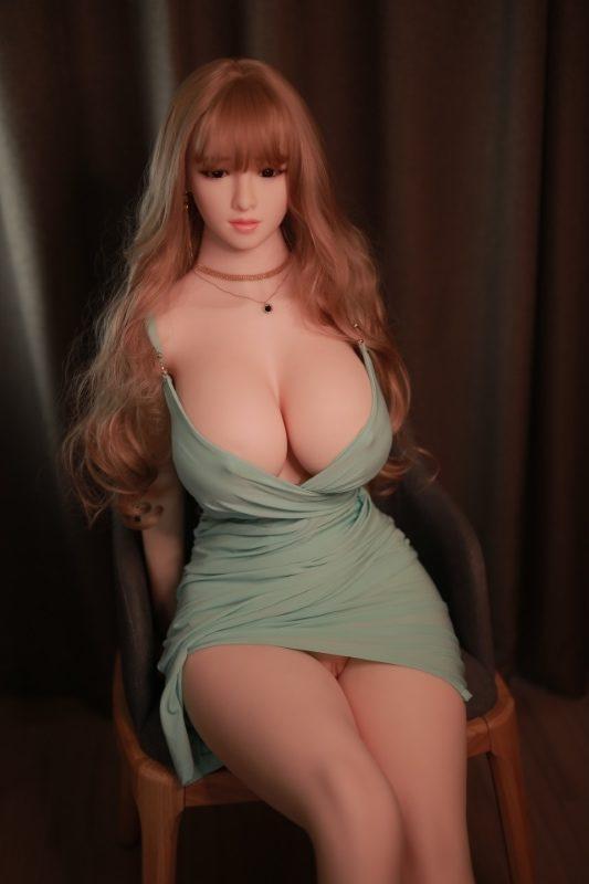 JY Doll 168 cm H-Cup 5 élethű szexbaba