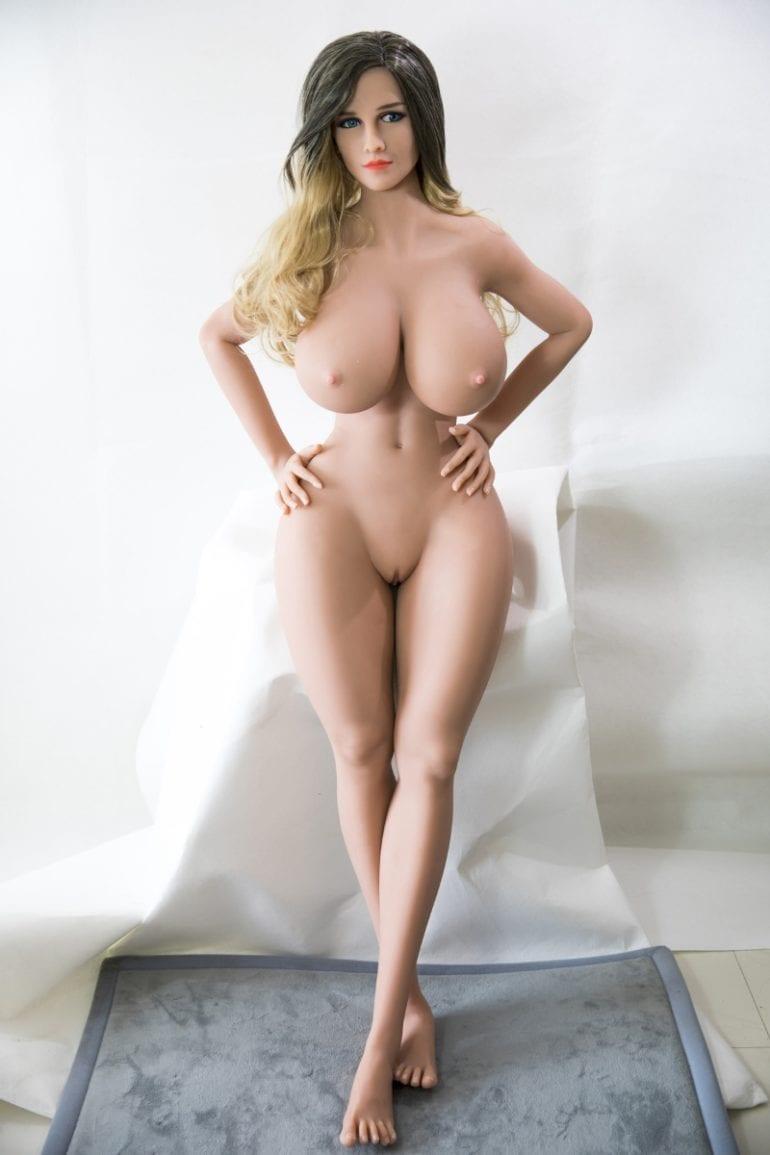 JY Doll 169 cm H-Cup élethű szexbaba