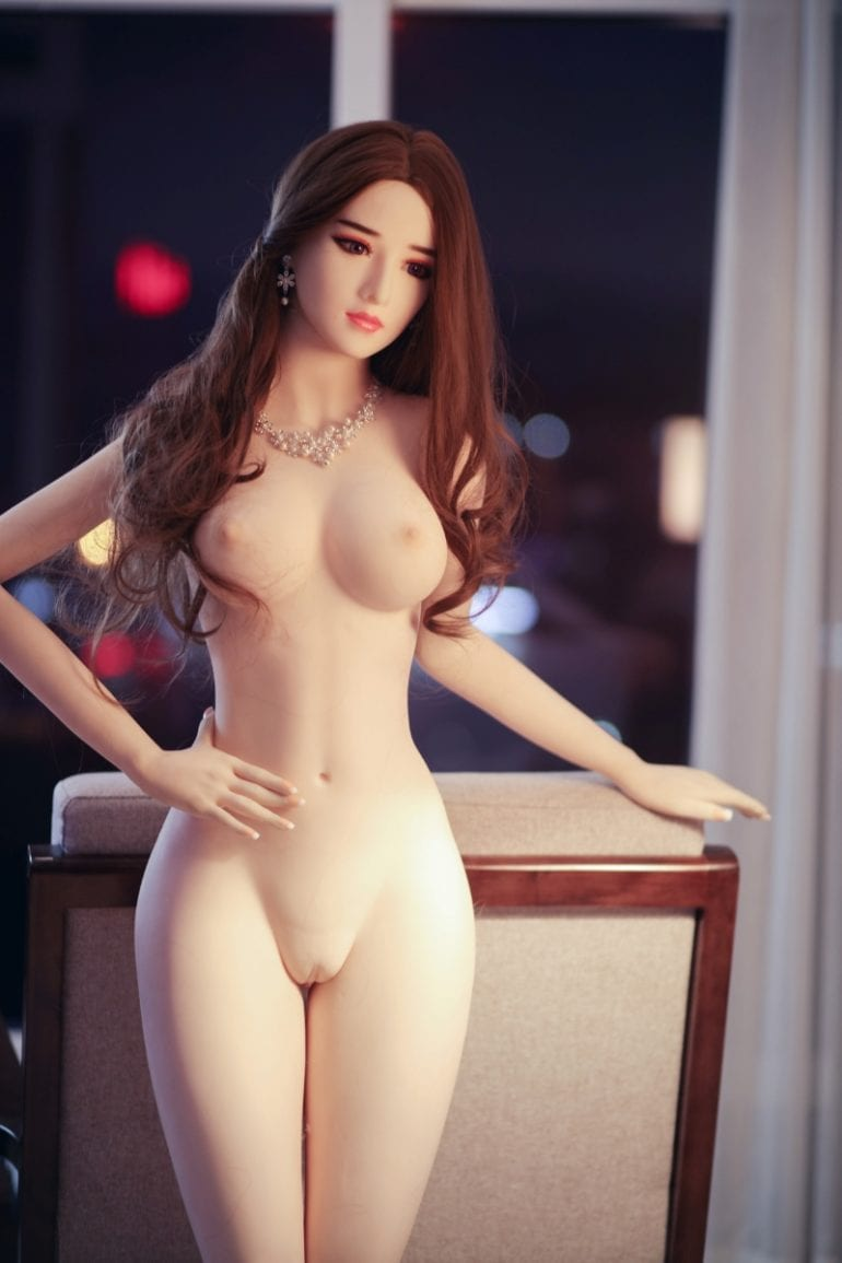 JY Doll 170 cm B-Cup élethű szexbaba