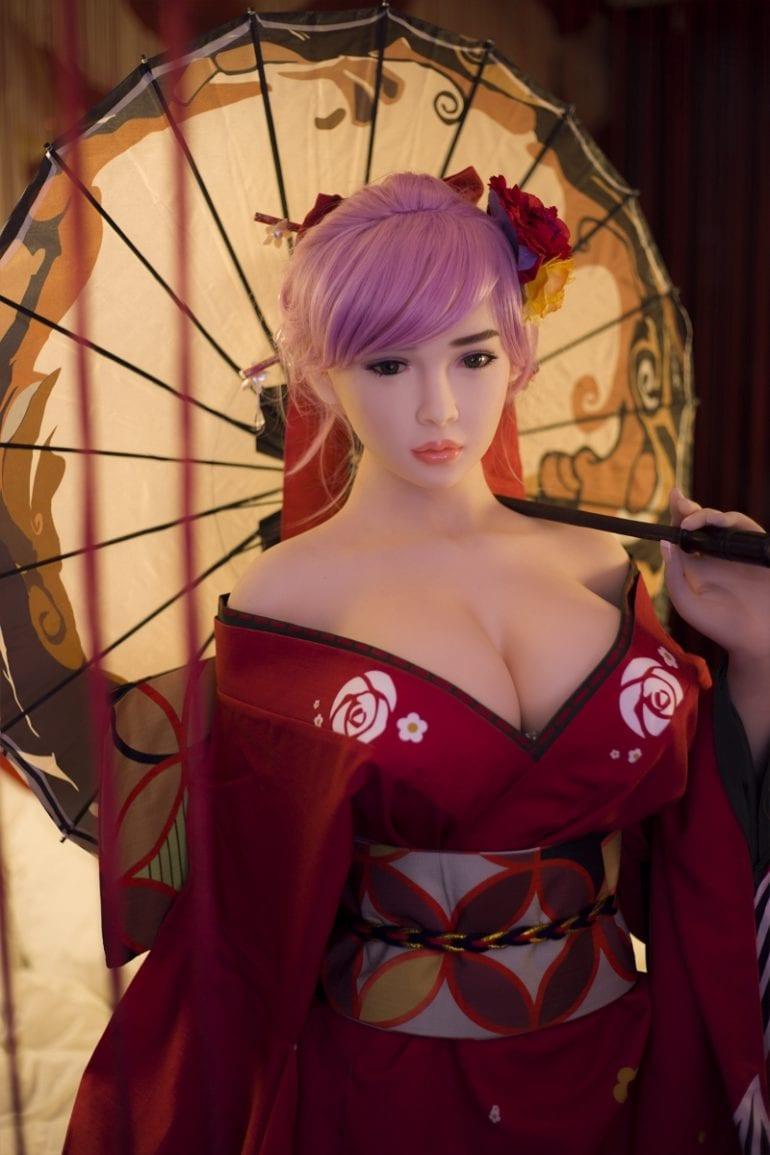 JY Doll 170 cm H-Cup 12 élethű szexbaba