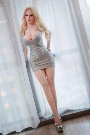 JY Doll 170 cm H-Cup 13 élethű szexbaba