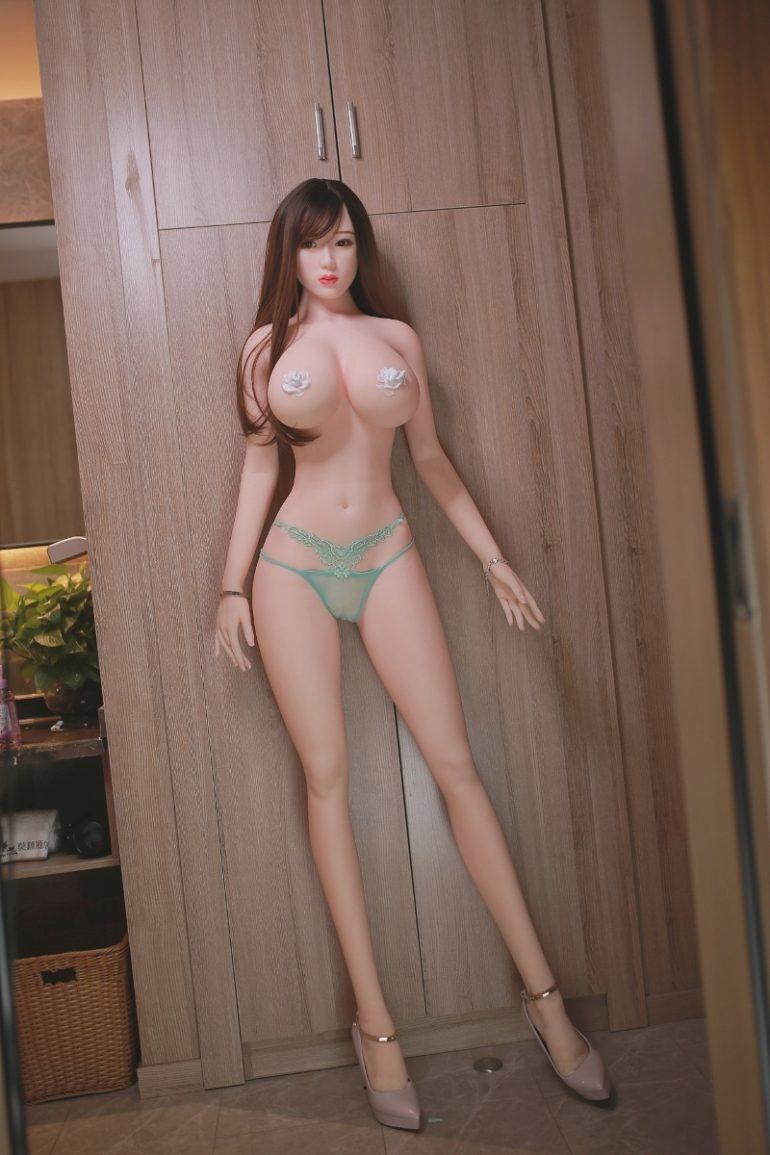 JY Doll 170 cm H-Cup 19 élethű szexbaba
