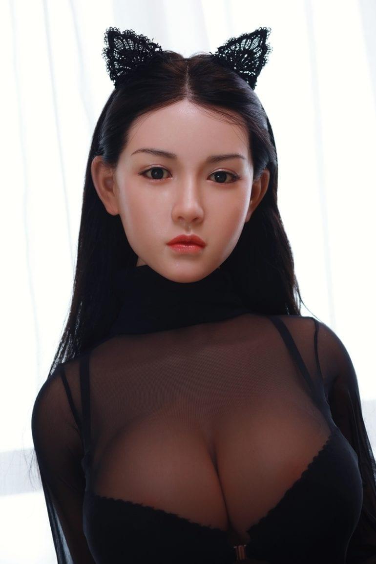 JY Doll 170 cm H-Cup 20 élethű szexbaba