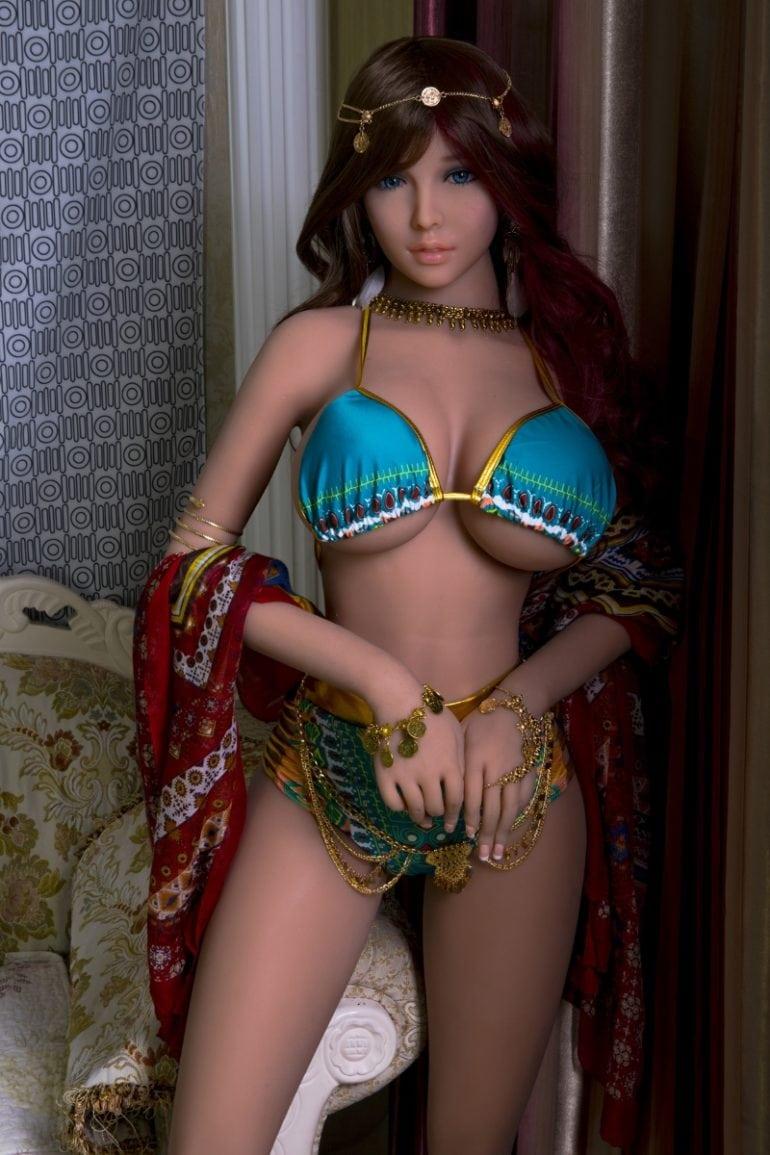 JY Doll 170 cm H-Cup 5 élethű szexbaba