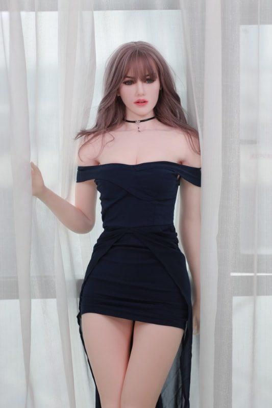 JY Doll 175 cm B-Cup 2 élethű szexbaba