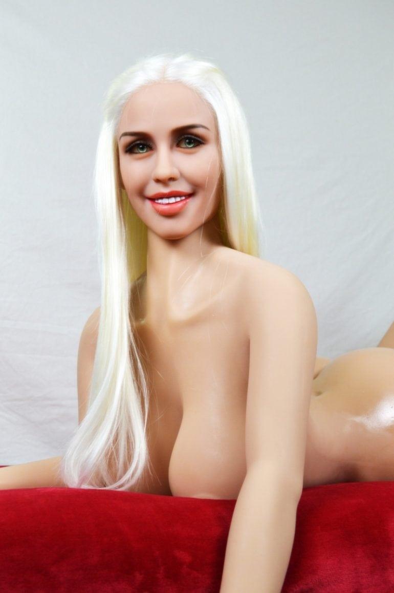 WM Doll 152 cm H-Cup 4 élethű szexbaba