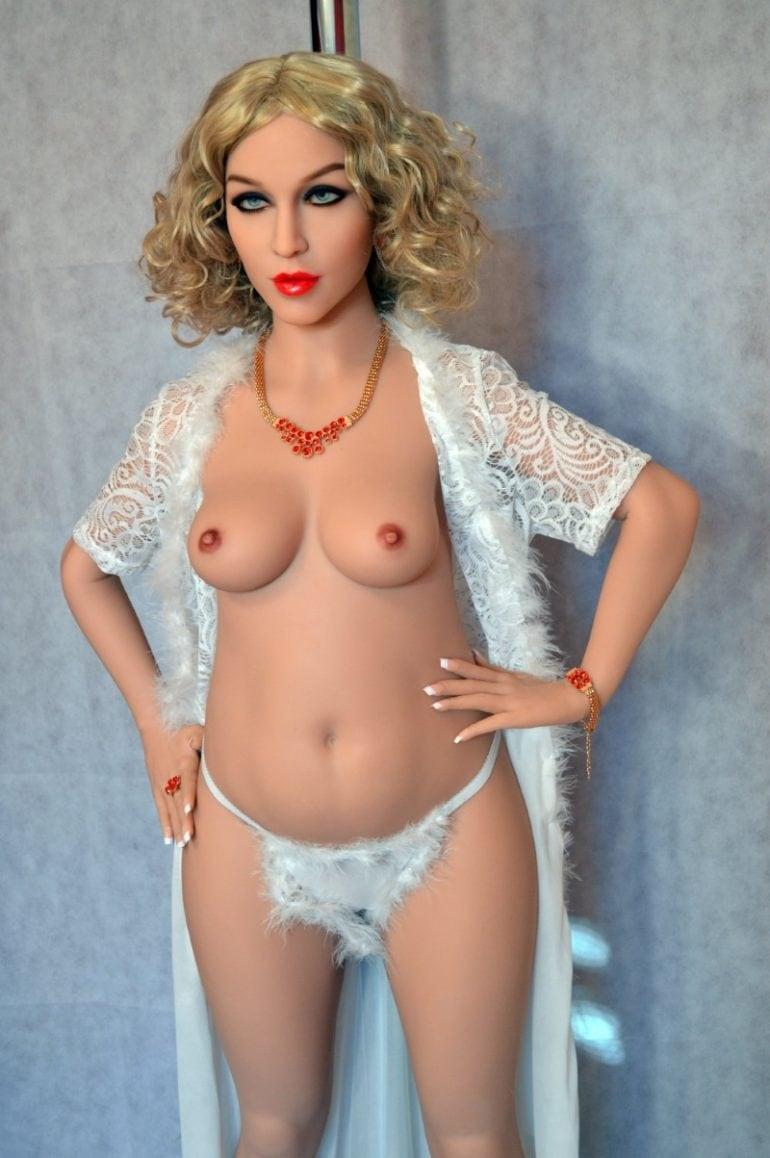 WM Doll 158 cm B-Cup 3 élethű szexbaba