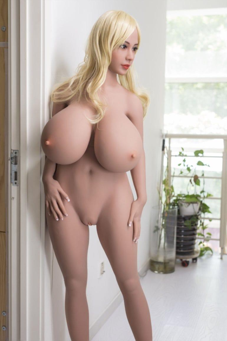 WM Doll 158 cm L-Cup élethű szexbaba